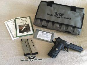 Wilson Combat Tactical Elite .45ACP