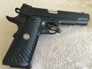 Wilson Combat Tactical Elite .45ACP