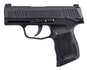 Sig Sauer P365 with Safety