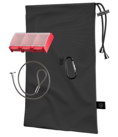 Vaultek LifePod Venture Accessory Kit