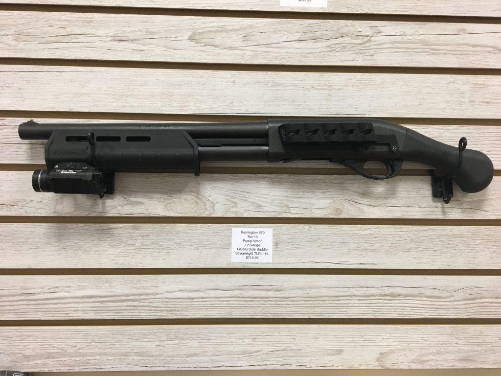 BCF Customized Remington Tac-14